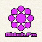 Glitch.Fm Logo - Violet by David Avatara