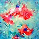 tender flowers by rosalin