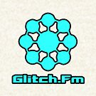 Glitch.Fm Logo - Sky Blue by David Avatara