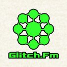 Glitch.Fm Logo - Green by David Avatara