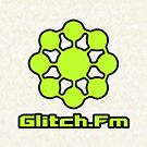 Glitch.Fm Logo - Bright Green by David Avatara