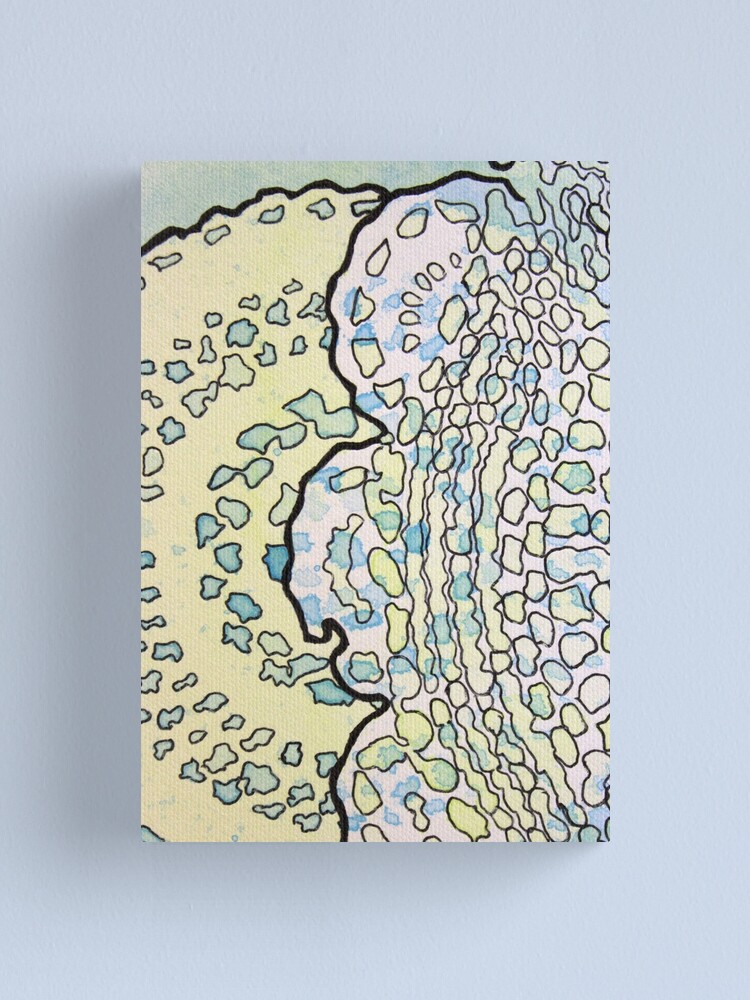 Alternate view of 1, Inset A Canvas Print