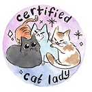 Certified Cat Lady by moon-eyes