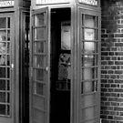 1982 - london: call me! by Ursa Vogel
