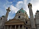 Karlskirche by Lee d'Entremont
