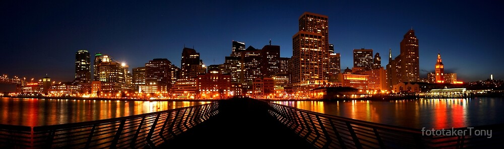 The Beauty of San Francisco's Embarcadero by fototakerTony