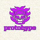 Protohype Logo - Purple by David Avatara