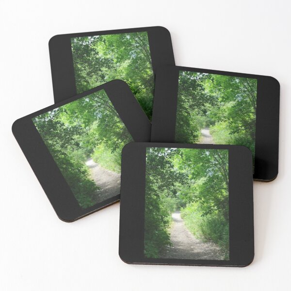 The Path Coasters (Set of 4)