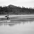 A long days surf by Darren Bailey LRPS
