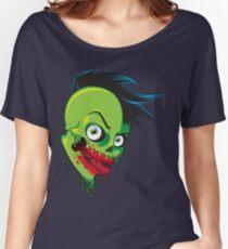 Monster Head Women's Relaxed Fit T-Shirt
