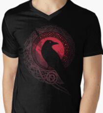 EDDA T-Shirt mit V-Ausschnitt für Männer