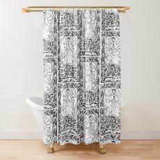 Kelmscott Doctor Strange Shower Curtain