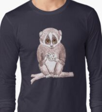 Slow down Loris! Long Sleeve T-Shirt