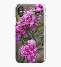 Swan River Myrtle iPhone Case/Skin