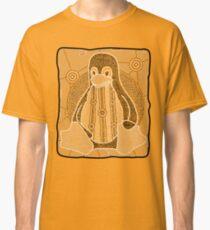 Tux (Monochrome) Classic T-Shirt