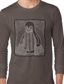 Tux (Monochrome) T-Shirt