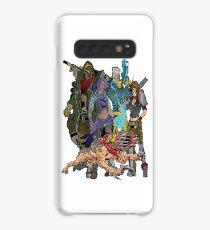 Borderlands 3  FL4K Beastmaster Amara Siren Moze Gunner Zane Operative Case/Skin for Samsung Galaxy