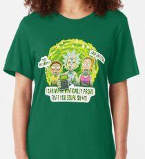 U = SH*T Slim Fit T-Shirt
