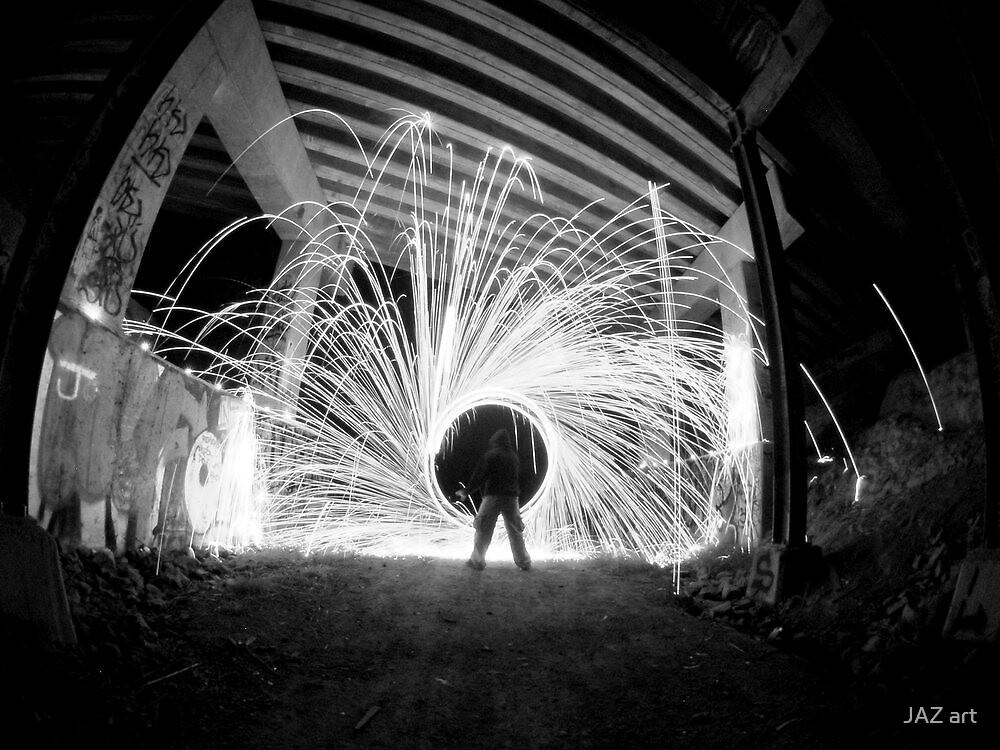 White Light by JAZ art