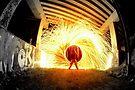 Burning Bridges by JAZ art