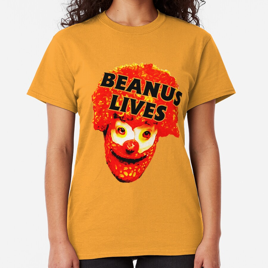 Beanus Lives Classic T-Shirt