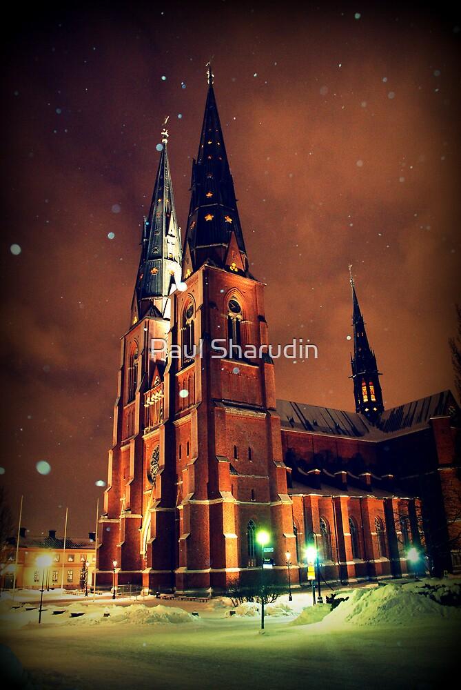 Church by Sharudin Pavlo