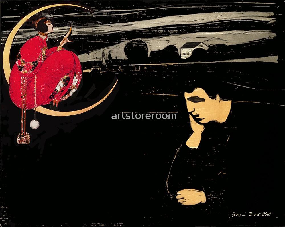 Dreamer by artstoreroom