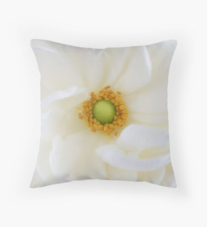 Deeply into ... Throw Pillow