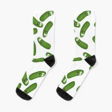 Pickle Riiiiick! Socks