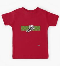 8-bit trainer shoe 1 T-shirt Kids Tee