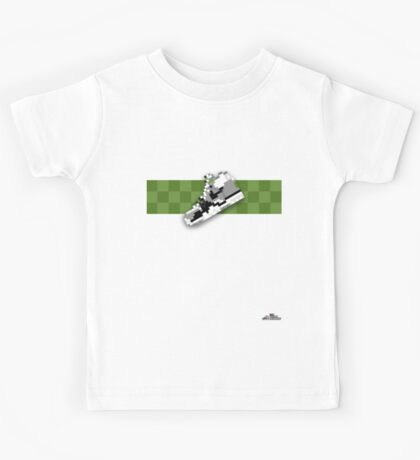 8-bit trainer shoe 1 T-shirt Kids Clothes