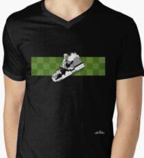 8-bit trainer shoe 1 T-shirt Mens V-Neck T-Shirt
