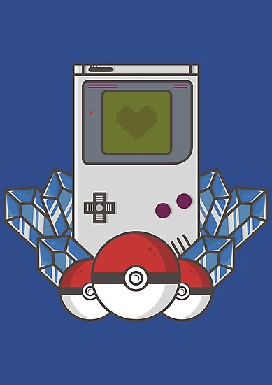 Game Boy Love by AlundrART