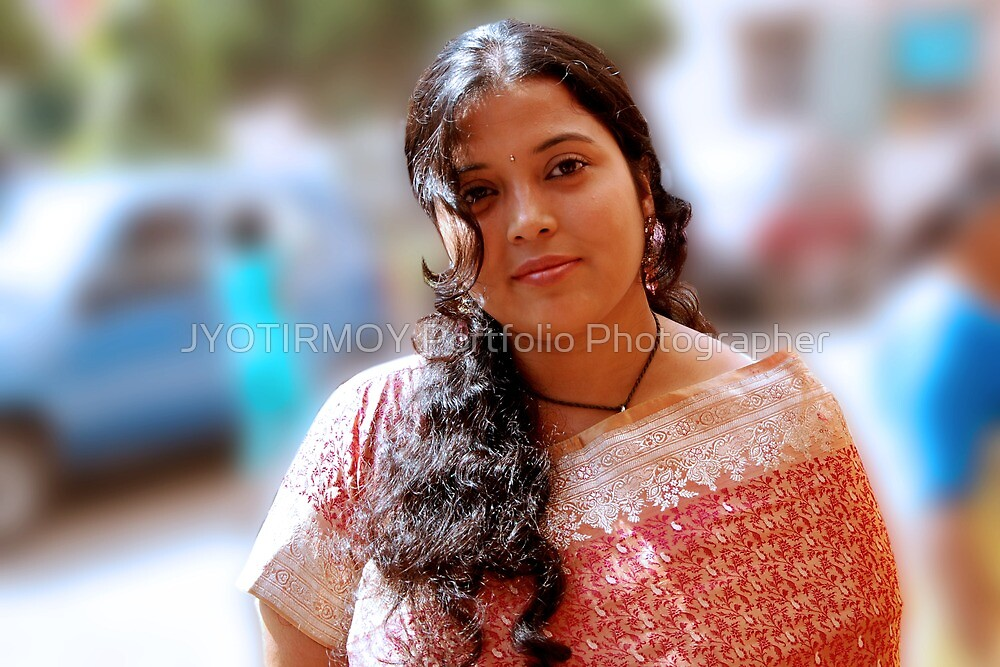 INNOCENT  by JYOTIRMOY Portfolio Photographer