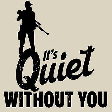 Quiet by moombax
