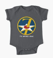 7th Airforce Emblem One Piece - Short Sleeve