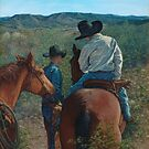 Scoping the Bosque by Jennifer M. Ward