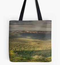 Leap Of Faith - Govetts Leap & Grose Valley (35 Exposure Panorama) - The HDR Experience Tote Bag