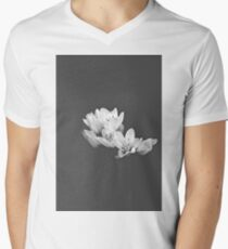 Blossom in the Dark Men's V-Neck T-Shirt