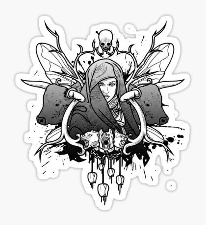 Hades - rebirth Sticker