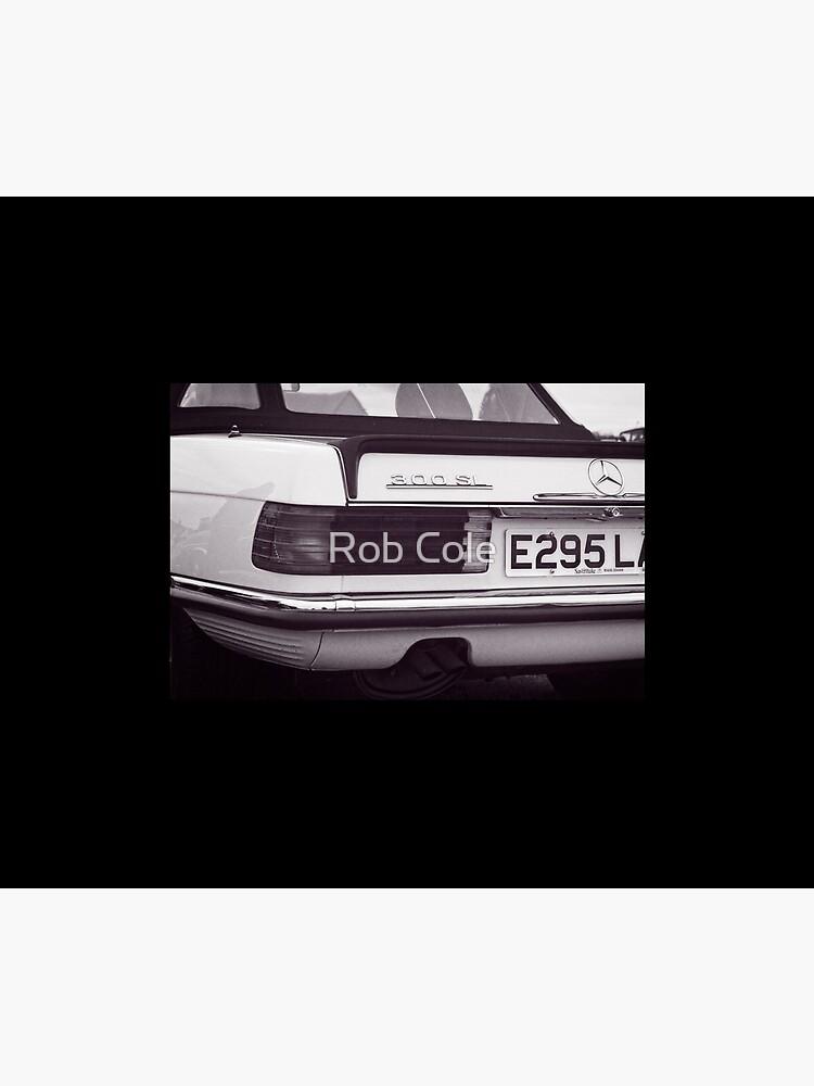 1987 Mercedes 300SL Rear Quarter by robcole