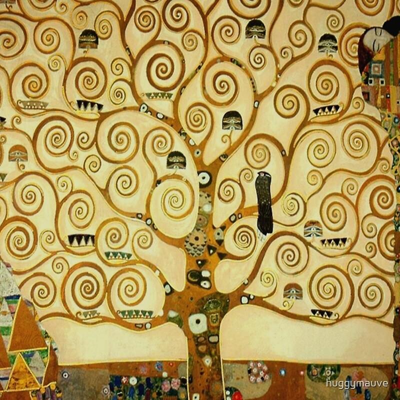 Gustav Klimt The Tree of Life\