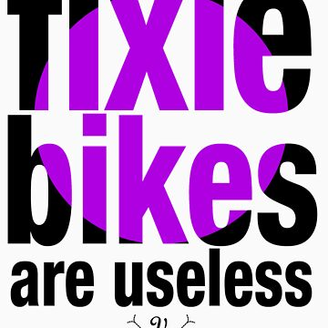 fixie bikes are useless by robay