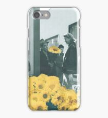 Yellow daze iPhone Case/Skin