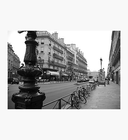 cityscapes #139, avenue Photographic Print