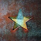 Rusty Star by Christopher Herrfurth