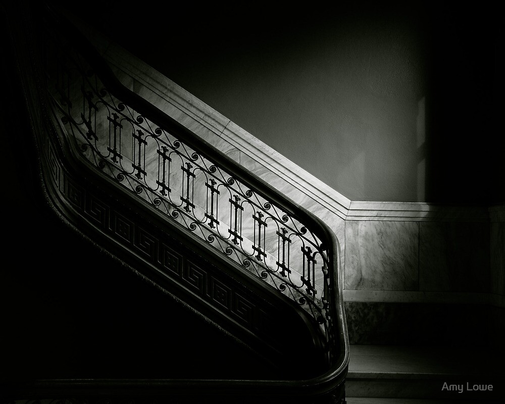 Staircase by Amy Lowe