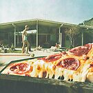 Pizza pool by Sophie Moates