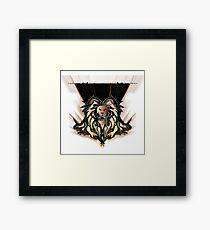 Alionbull Framed Print