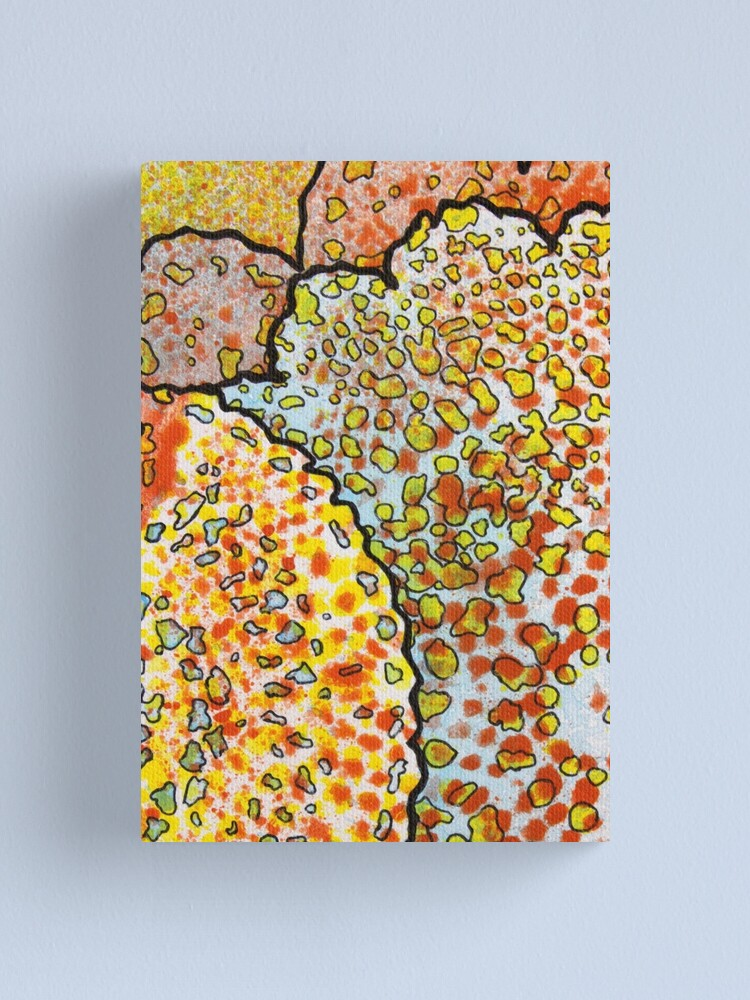Alternate view of 2, Inset C Canvas Print